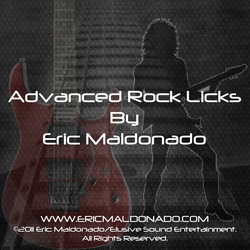 Advanced Rock Licks - eBook