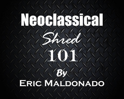 Neoclassical Shred 101 - eBook